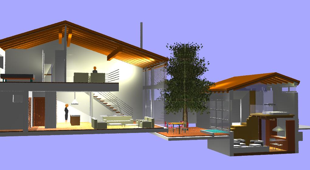 Casa loft en rivas vaciamadrid arquitectura paloma iniesta - Casas en rivas vaciamadrid ...